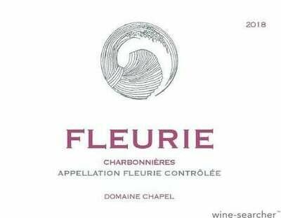 """Domaine Chapel Fleurie """"Charbonnieres"""" 2019"""