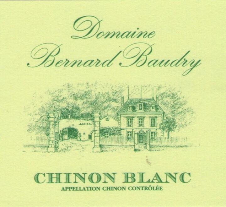"Domaine Bernard Baudry Chinon Blanc ""Le Domaine"" 2019"