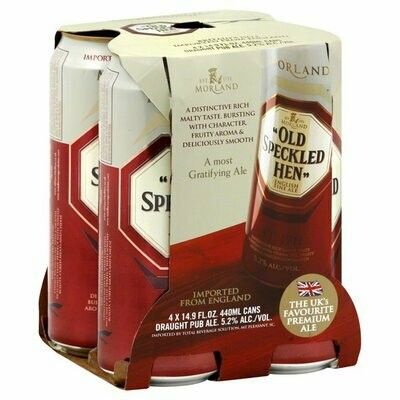 Old Speckled Hen ESB Pub Ale 4pk
