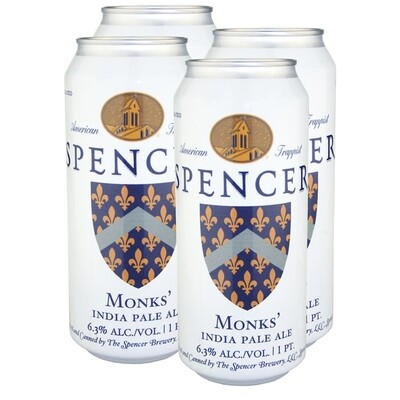 Spencer Trappist Monks' IPA 4pk