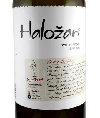 Pullus Halozan White Blend 2019