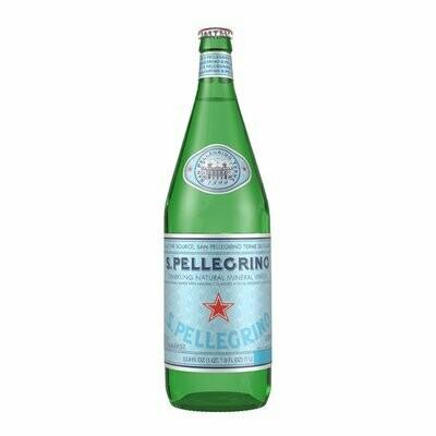 San Pellegrino Sparkling Natural Water