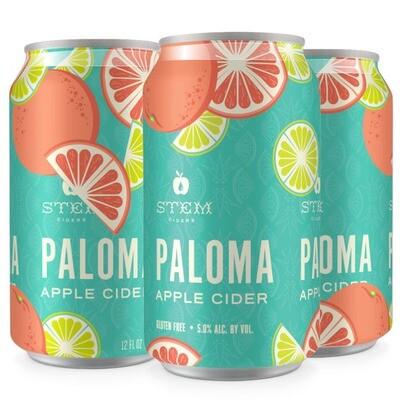 Stem Paloma Cider 4pk