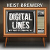 Heist Digital Lines West Coast IPA 4pk