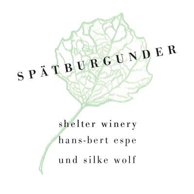 Shelter Winery Spatburgunder 2018