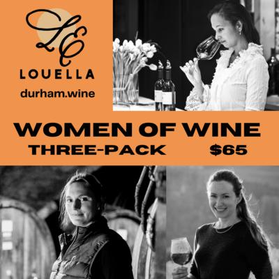 Women of Wine Three-Pack