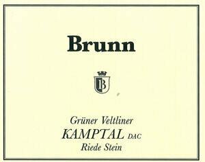 Weingut Brunn Gruner Veltliner Ried Stein 2018