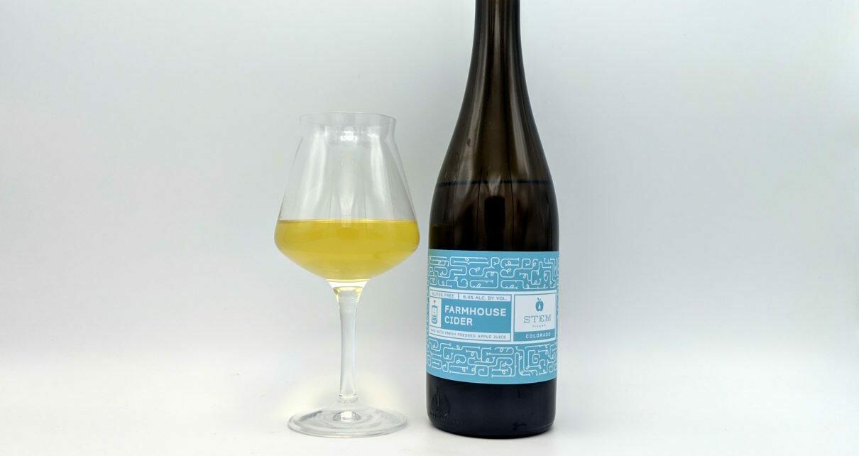 Stem Farmhouse Cider 750ml