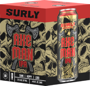 Surly Axe Man IPA 4pk