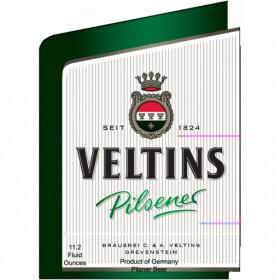 Veltlins German Pilsner 4pk