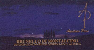 Agostina Pieri 2015 Brunello di Montalcino
