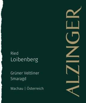 Weingut Alzinger Gruner Veltliner Ried Loibenberg Smaragd 2019