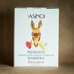 Carussin Asinoi Barbera D'Asti 2019