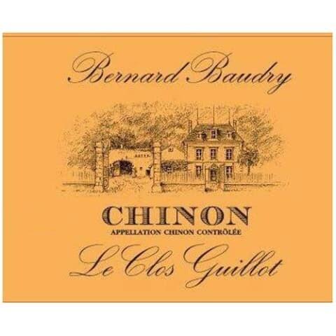 Domaine Bernard Baudry Chinon Clos Guillot 2018
