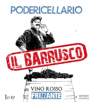 Poderi Cellario Il Baarrusco Vino Rosso Frizzante NV