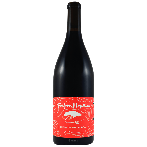 """Forlorn Hope """"Queen of the Sierra"""" Rorick Heritage Estate Red 2018"""