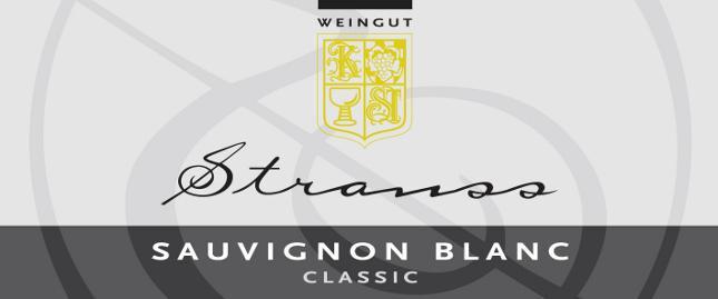 Weingut Strauss Sauvignon Blanc Classic 2019