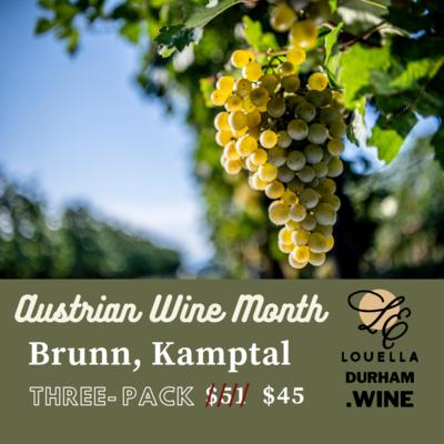 Weingut Brunn 1L Three-Pack