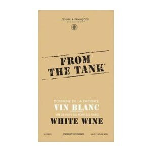 From The Tank Vin Blanc 3L