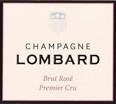 Lombard & Cie Premier Cru Extra Brut Rose NV
