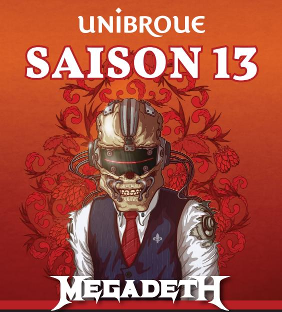 Unibroue Saison 13 Megadeath 4pk