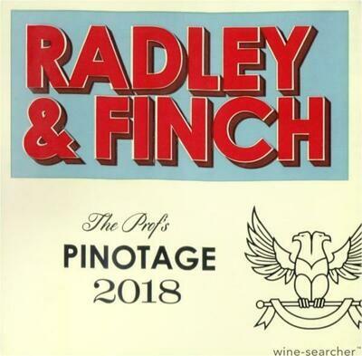 Radley & Finch 2019 Pinotage