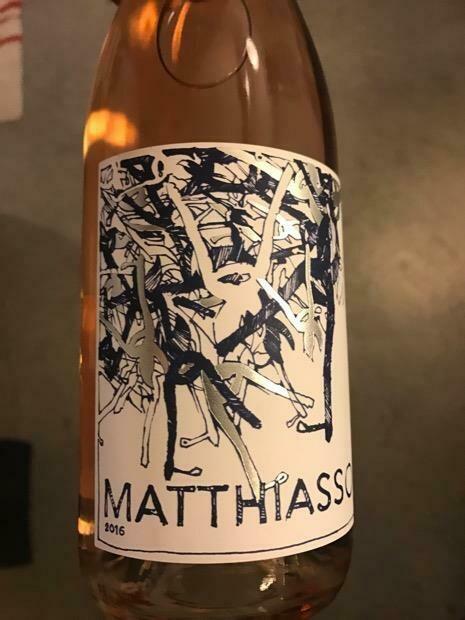 Matthiasson 2016 Napa Valley Rose' MAGNUM