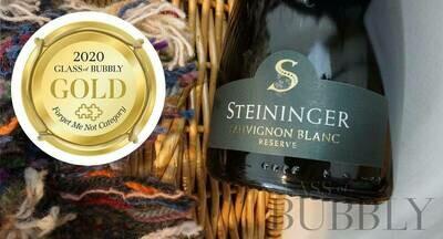 Steininger Sauvignon Blanc SEKT Reserve 2016