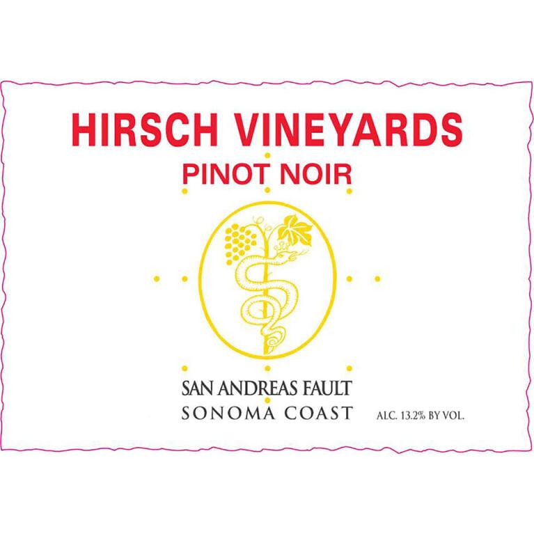 Hirsch San Andreas Fault Pinot Noir 2017