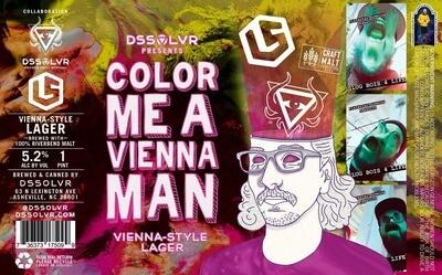 DSSOLVR Color me a Vienna Man Lager 4pk