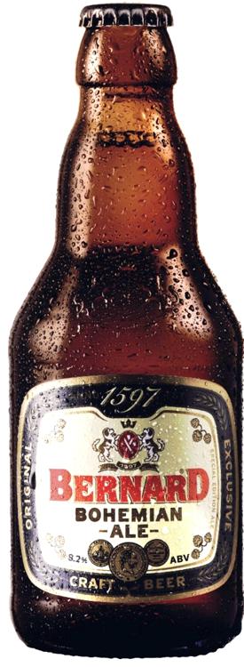 Bernard Bohemian Ale 4pk