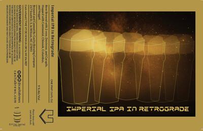 Casita Imperial IPA in retrograde 4pk