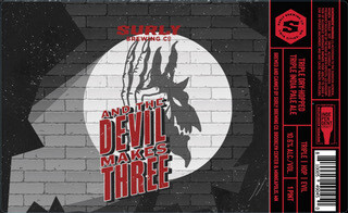 Surly And The Devil Makes Three Triple IPA