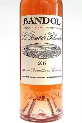 Bastide Blanche Bandol Rosé 2020