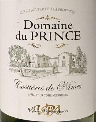 Domaine du Prince Costières de Nimes Blanc