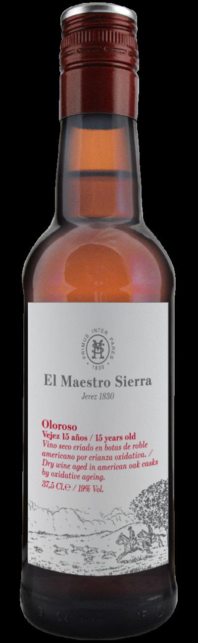 El Maestro Sierra Oloroso (15 year) Sherry
