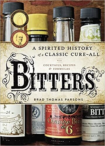 Book, Bitters: A Spirited History of a Classic Cure-All