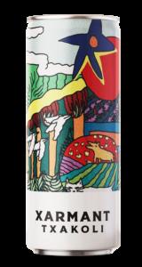 Artomana Xarmant Txakoli 2020 4pk Cans