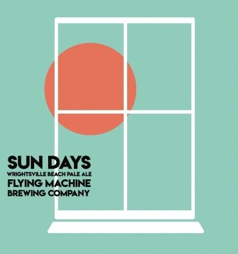 Flying Machine Sunday Pale Ale 4pk