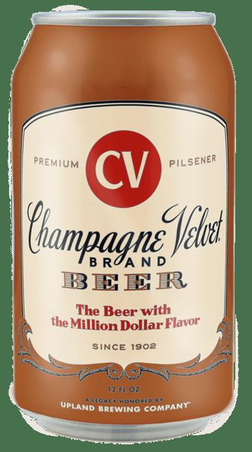 Upland Champagne Velvet Pilsener