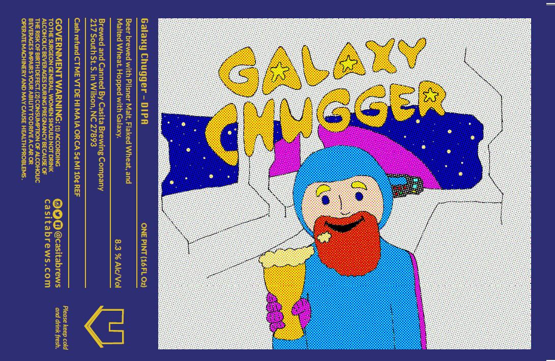 Casita Galaxy Chugger DIPA 4pk