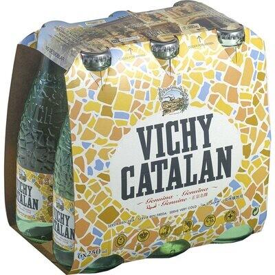 Vichy Catalan Sparkling Water 6 x 8oz