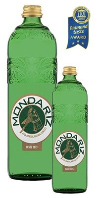 Mondariz Sparkling Mineral Water .750ml