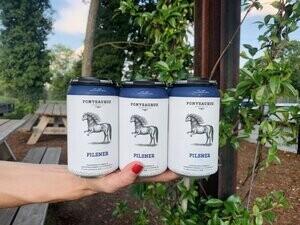 Ponysaurus Pilsner 6 x 12oz