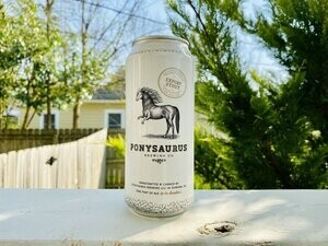 Ponysaurus Export Stout 4 x 16oz