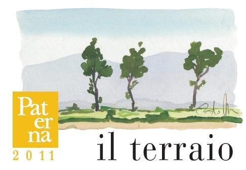 Paterna Il Terrario Bianco Toscano IGT 2020