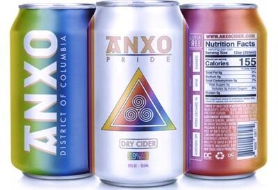 ANXO Pride Cider