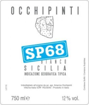 Occhipinti SP68 Bianco 2020