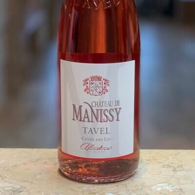Château de Manissy Tavel Rosé 2020