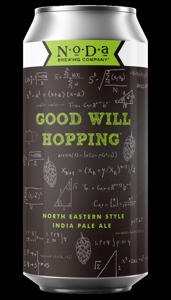NoDa Good Will Hopping NE IPA 4pk